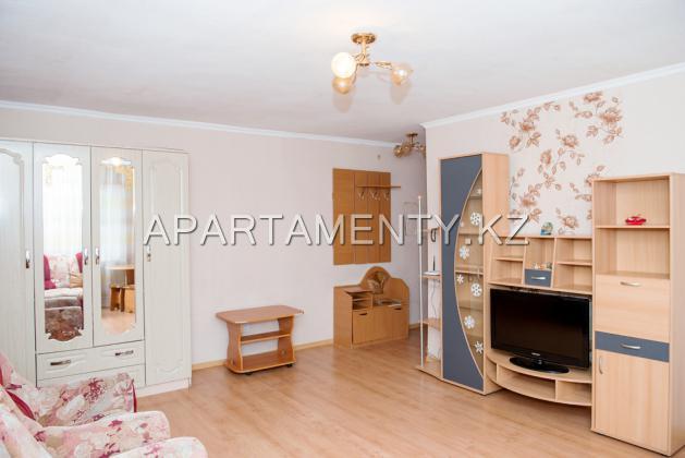 One-room studio apartment for rent