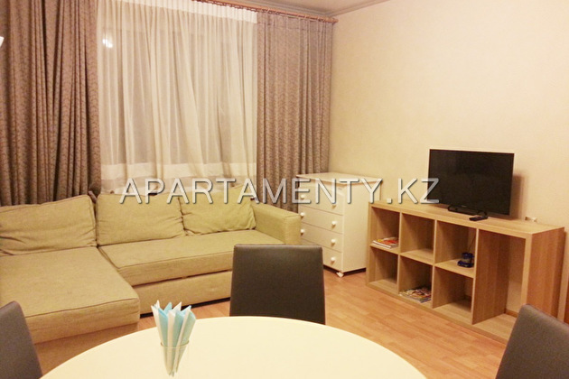 apartment, Abay-Shagabutdinov in Almaty