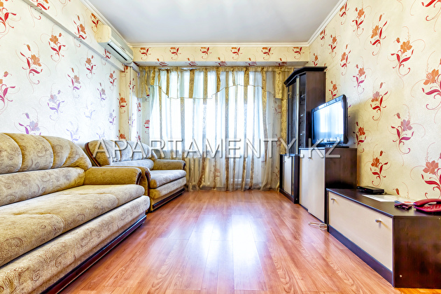 3-room apartment for daily rent, MD. Samal 1
