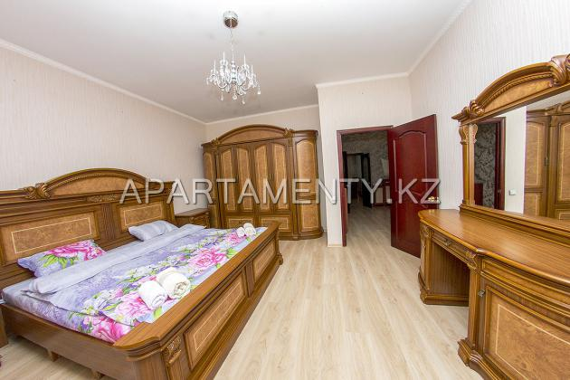 Two-bedroom apartment Astana