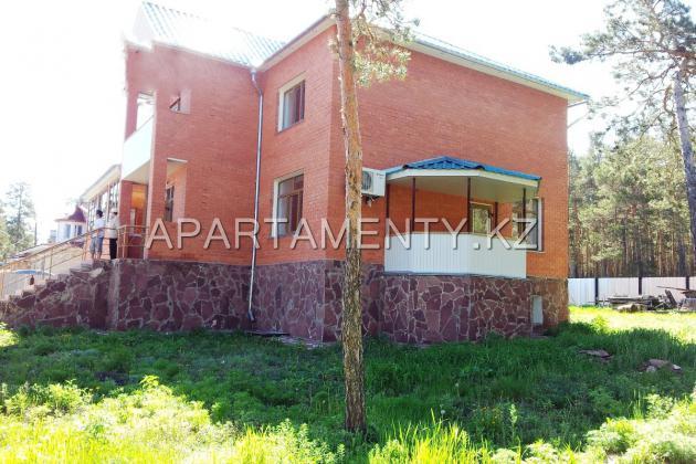 6-room cottage, Borovoye