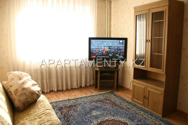 One bedroom apartment for rent, Abay - Gagarin