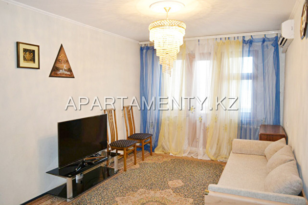 apartment in the center with all amenities