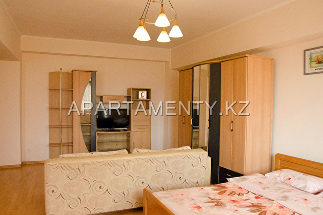 apartment on Abai-Gagarin
