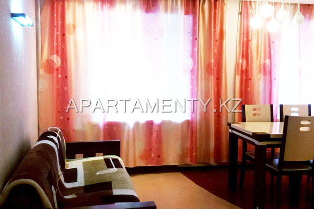 Two-bedroom apartment in Borovoye