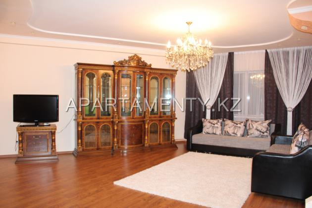 apartment, Nurly Tau Almaty