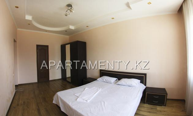 2-bedroom apartment in the residential complex