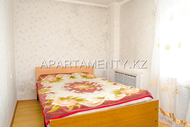 Two bedroom apartment, Schuchinsk