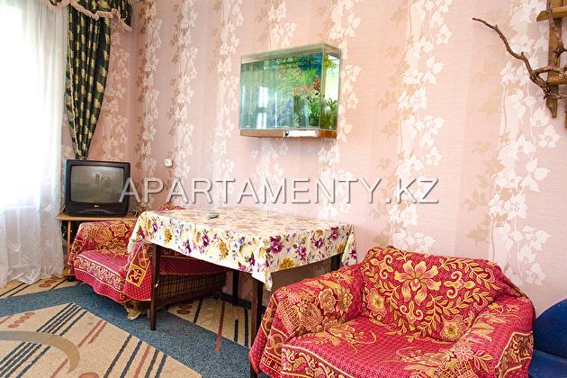 Однокомнатная квартира посуточно, Щучинск