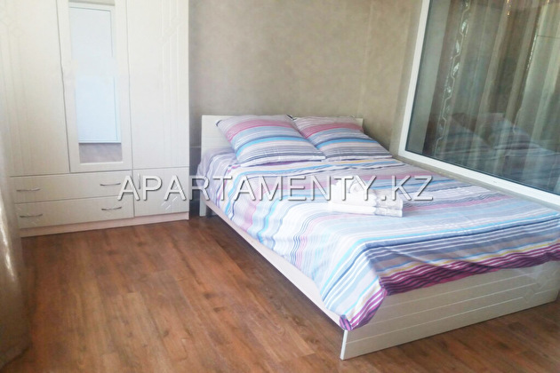 apartment in the center of Almaty