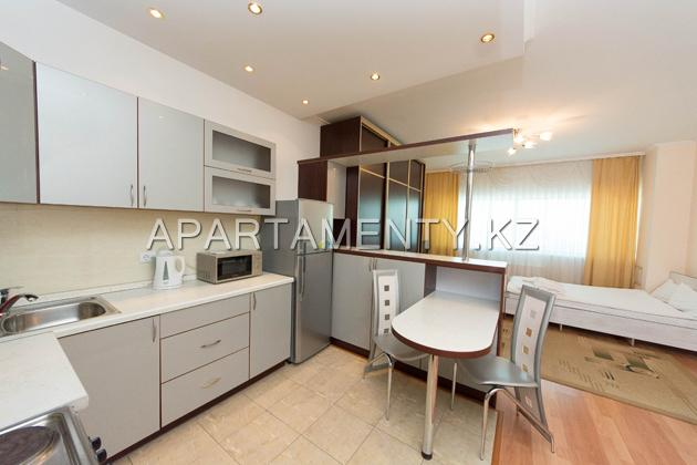 Studio apartment for rent, Left Bank of Astana