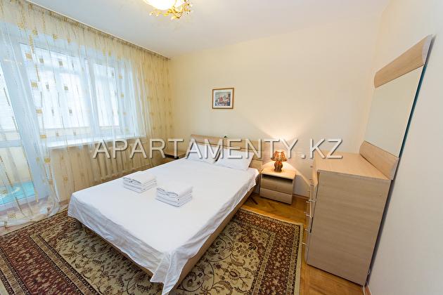 Квартира посуточно в Алматы, Гостиница Казахстан