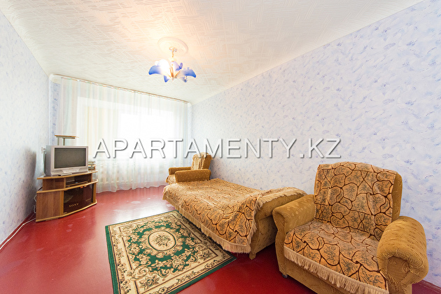 Studio apartment in Balkhash