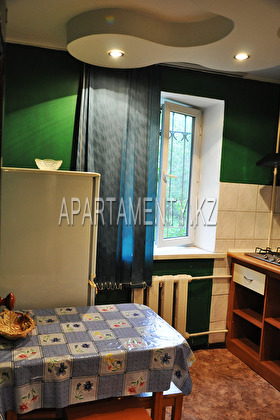 One bedroom apartment, Almaty