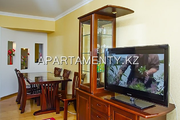 Apartment for rent, Aktobe
