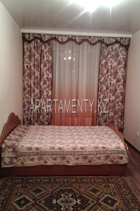 1-room apartment for daily rent, 67 Frolov street