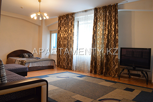 Apartment for rent in Almaty, the LCD