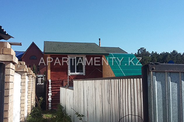 Благоустроенный домик в Боровом