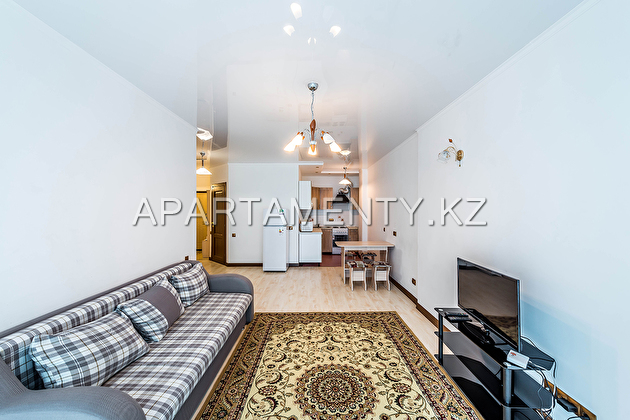 Apartment for rent, LCD French Quarter, Astana