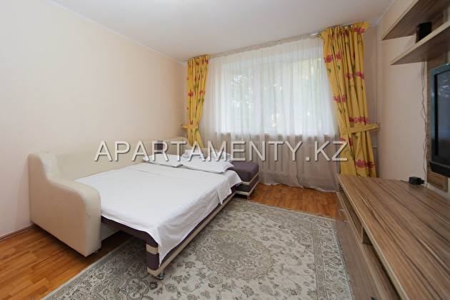 Cheap apartment in the center of Almaty