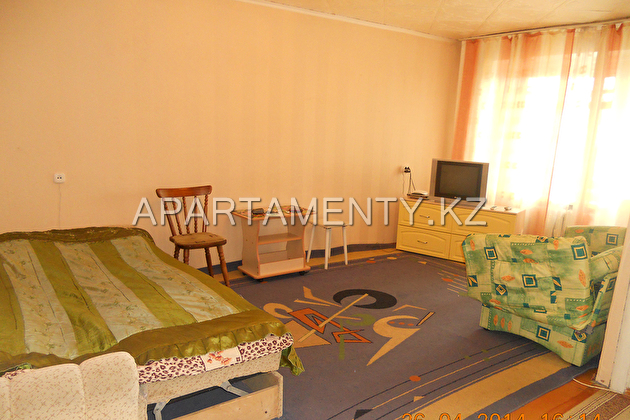 one-bedroom apartment in Rudny