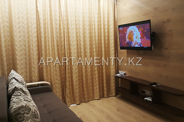Luxury apartment in the 45 quarter, Karaganda