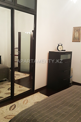 Luxury apartment for rent in Karaganda