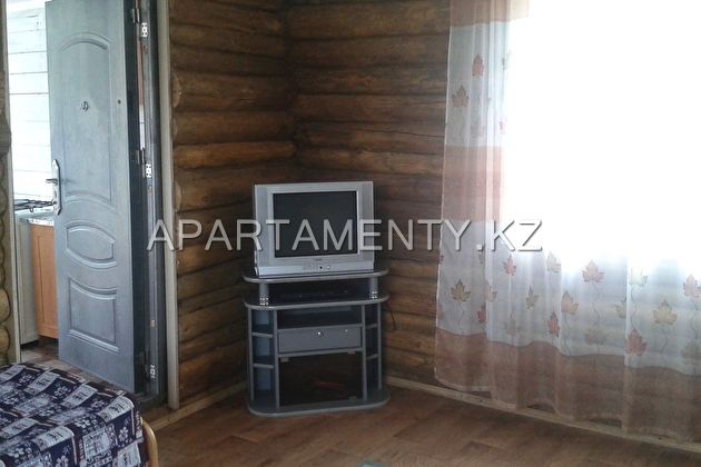 wooden house for rent, Borovoye