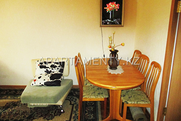apartment in Borovoye