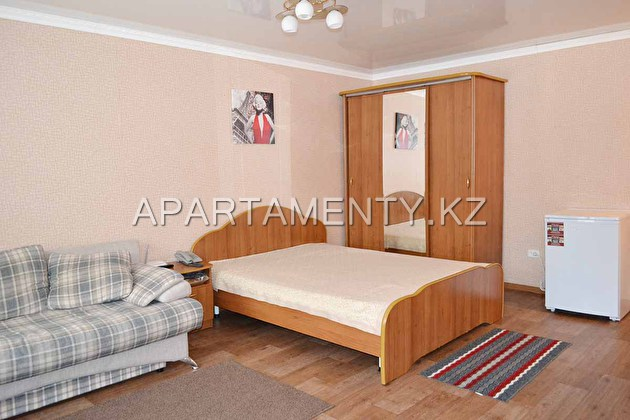 studio apartment, Petropavlovsk