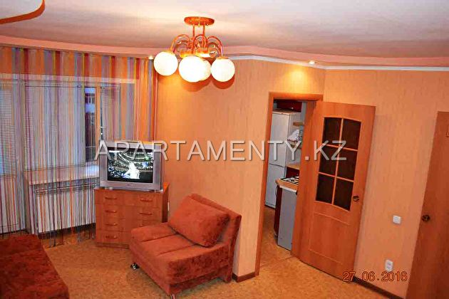 One bedroom apartment in Kokshetau