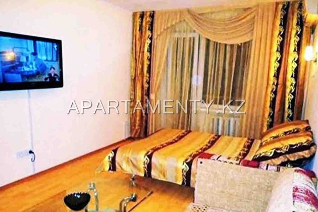 One bedroom apartment in the center of Kokshetau