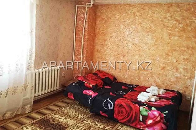 Rent an apartment in the center of Shymkent