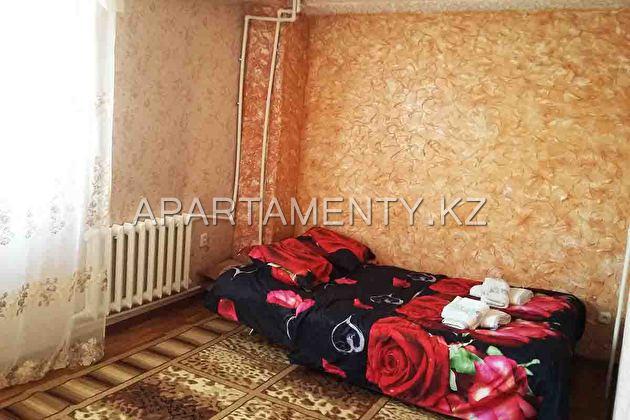 Посуточная аренда квартиры в центре Шымкента