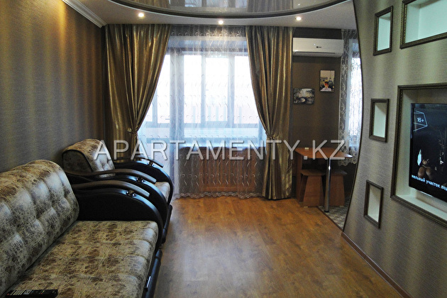 One bedroom apartment suite for rent, Karaganda
