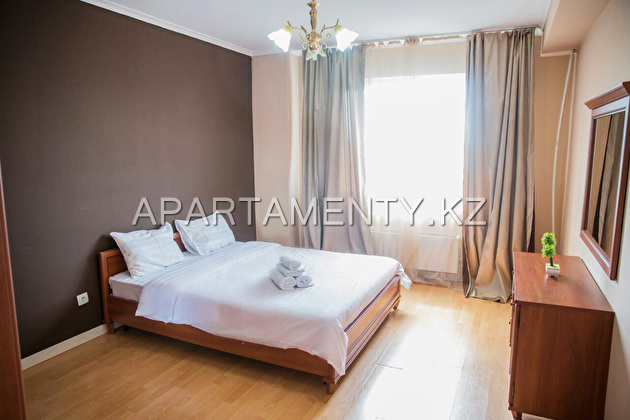 Two bedroom apartment for rent, Mega Towers Almaty
