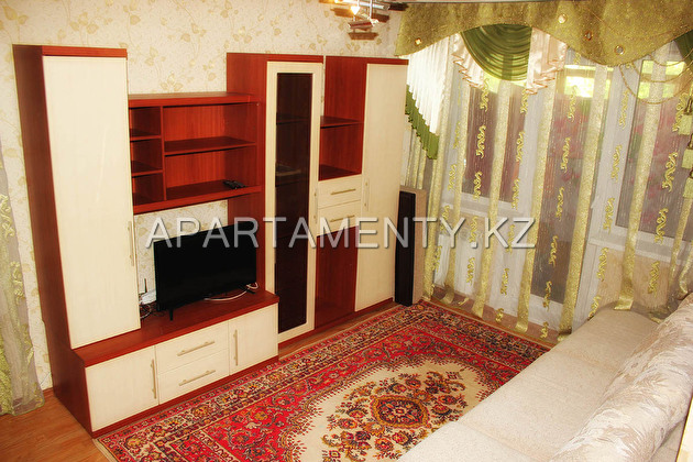 one-bedroom apartment in Karaganda