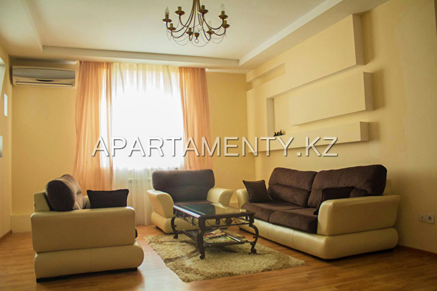Two-bedroom apartment, Center, Uralsk