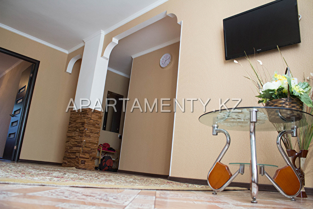 bedroom VIP apartment, Uralsk