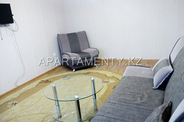 Two-bedroom apartments at the Yaroslavl, Uralsk