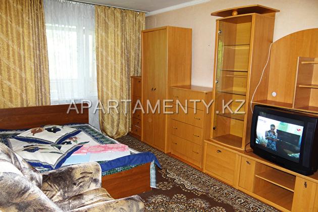 однокомнатная квартира по суткам в Алматы