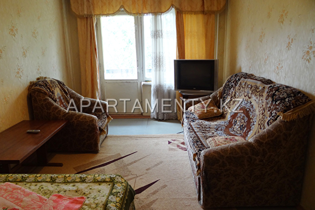Studio apartment for daily rent Almaty