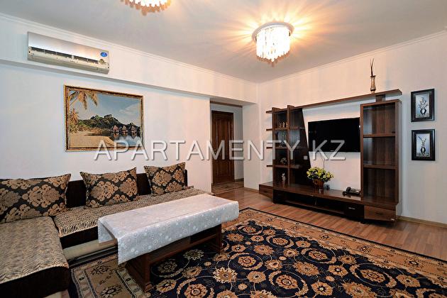 3-bedroom apartment in Almaty