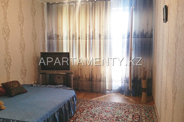 one-bedroom apartment in Uralsk