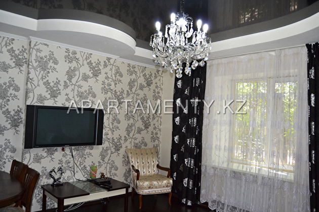 One-bedroom luxury apartment for rent, Karaganda