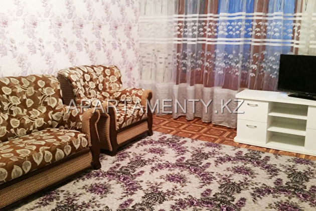 Apartments for rent in the center of Shymkent