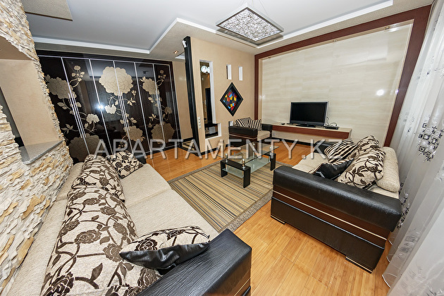 Rent luxury apartment in the residential complex N