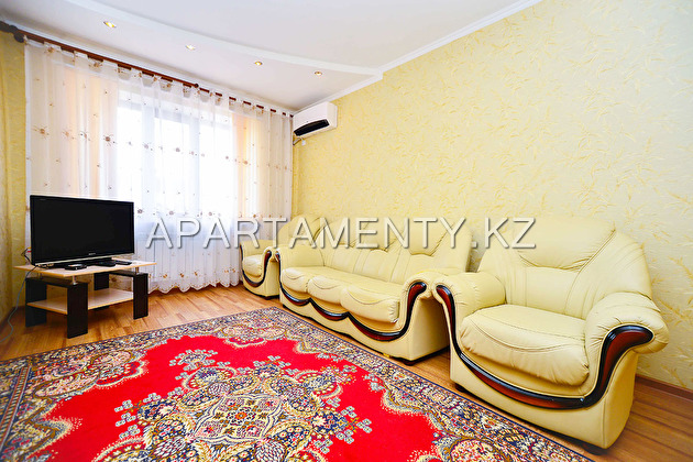 Apartment for rent in the center of Aktobe