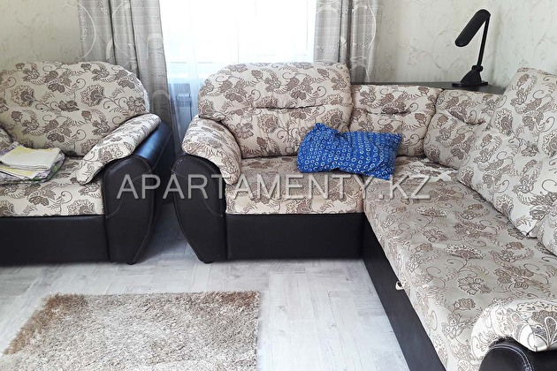 Budget studio serviced apartment in Qostanay