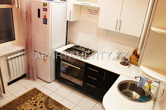 Cozy apartment, Uralsk